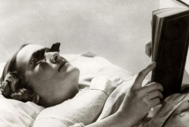 Σας αρέσει να διαβάζετε στο κρεββάτι; Τότε αυτή είναι η ιδανική εφεύρεση για εσάς.