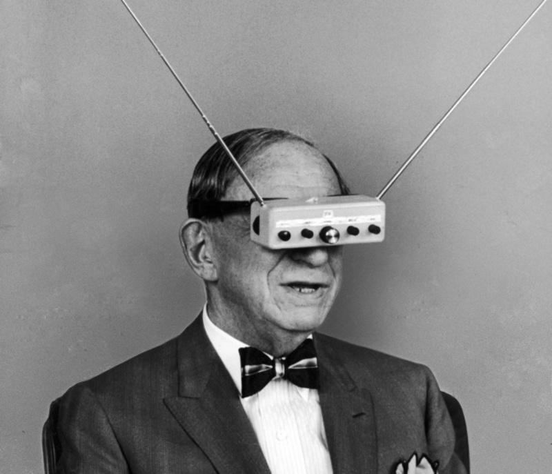 Αυτή η εφεύρεση ήταν μάλλον ο προπομπός των Google glasses!