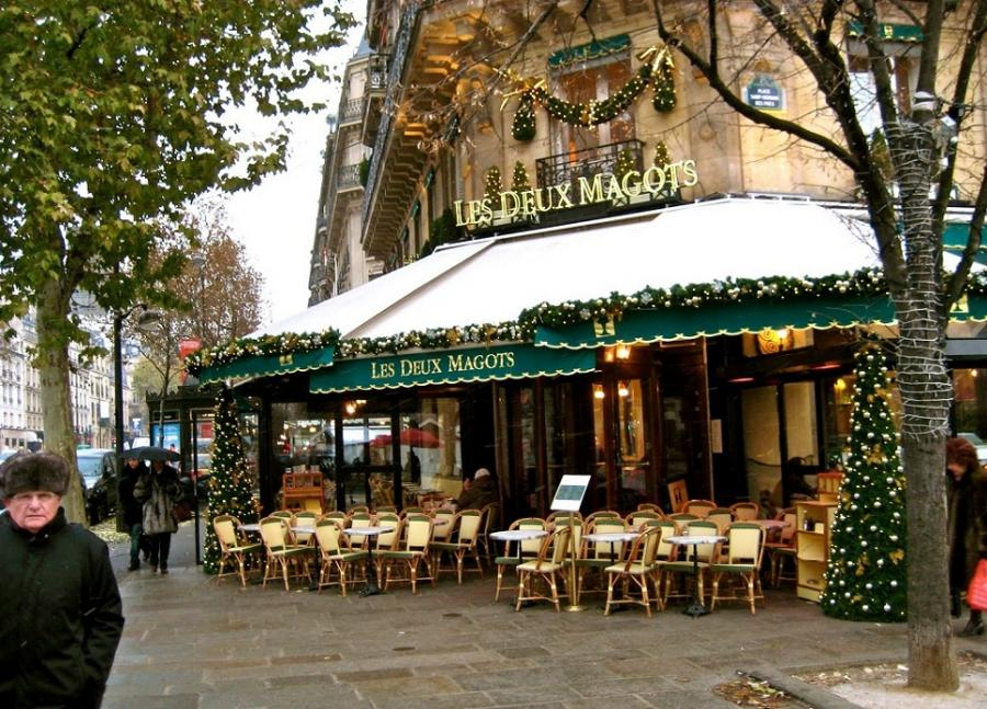 Best Cafes In Paris Eme